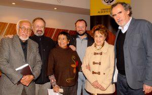 Inauguración Año Académico Dpto. Antropología 2014
